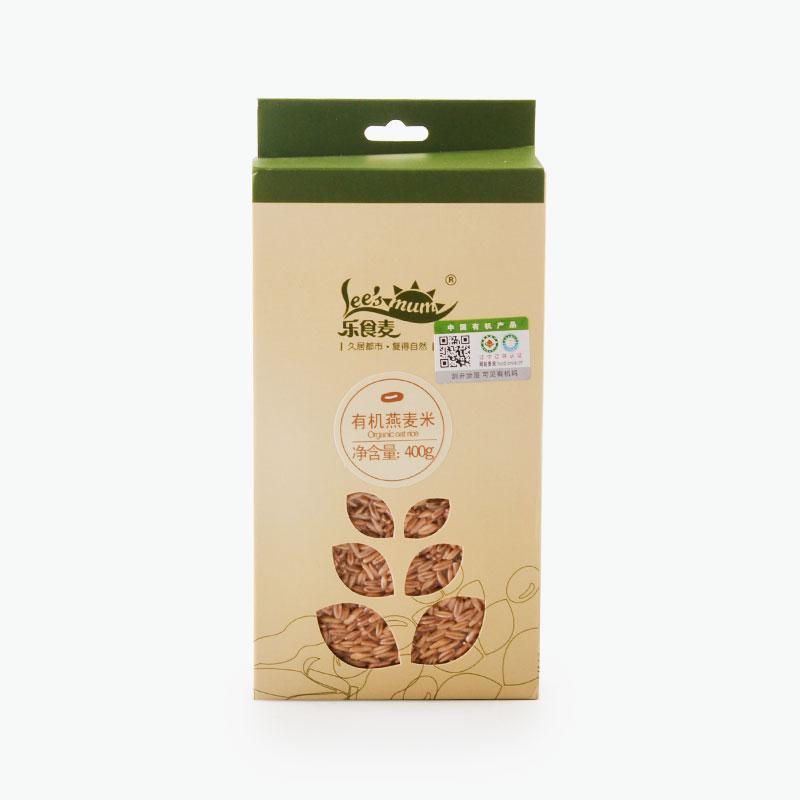 Lee's Mum, Organic Oat Rice 350g