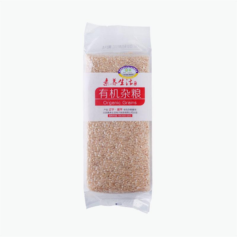 Su Yang Sheng Huo Organic Brown Rice 550g