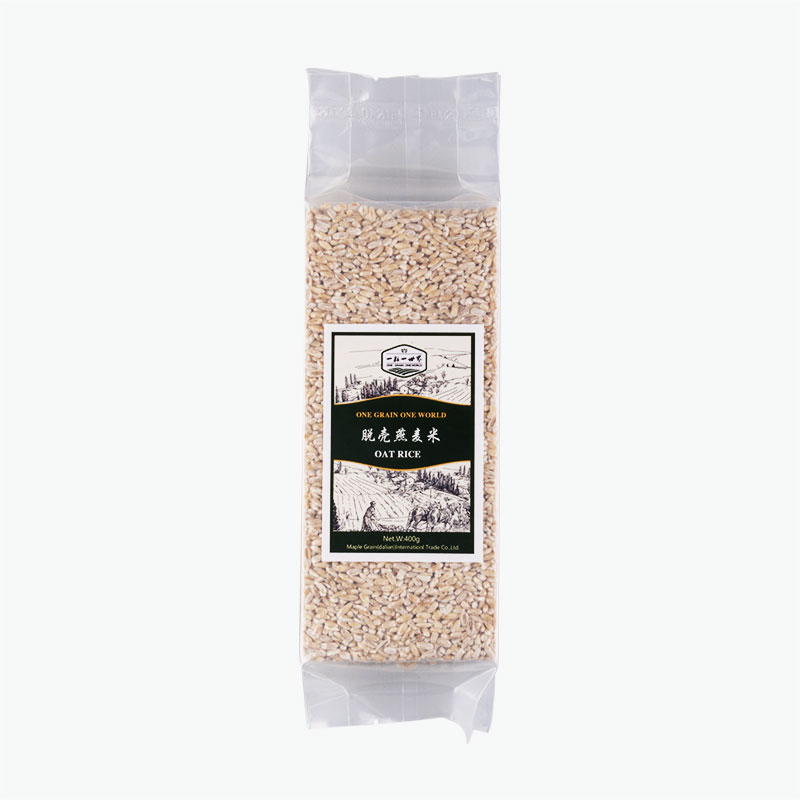 One Grain One World Oat Rice 400g