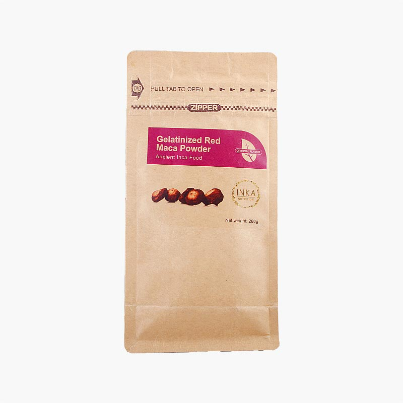 Inka Nutrition Gelatinized Red Maca Powder 200g