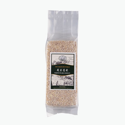 One Grain One World Barley 400g