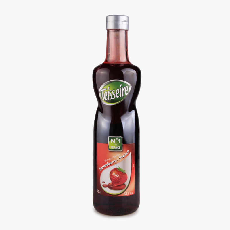 Teisseire, Strawberry Syrup 700ml