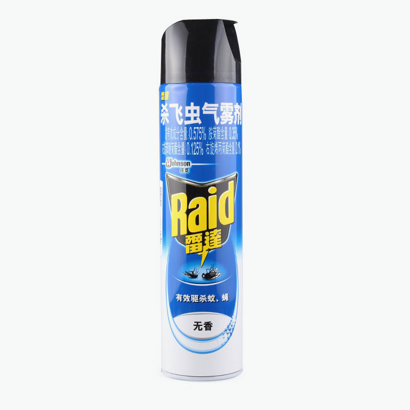 Raid, Flying Insect Killer (Odorless) 600ml