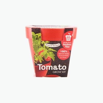 Paris Garden Tomato Bio Pots Collection