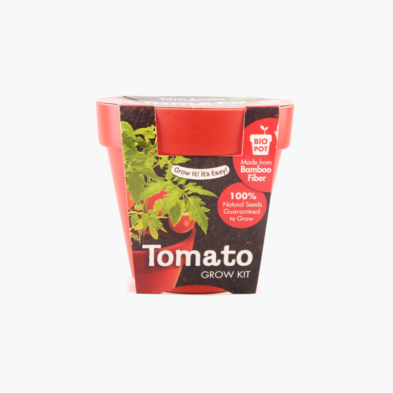 Paris Garden Tomato Bio Pots Collection