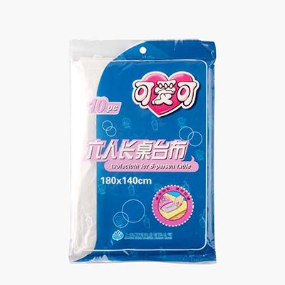 Khaike Table Cloth 140*180cm (10pc)