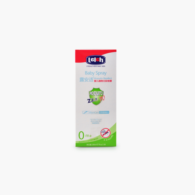 Lelch, Baby Mosquito Repellent Spray 100ml