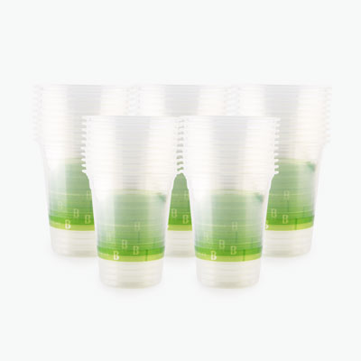 350 ML Cup for Cold Drinks 50pcs