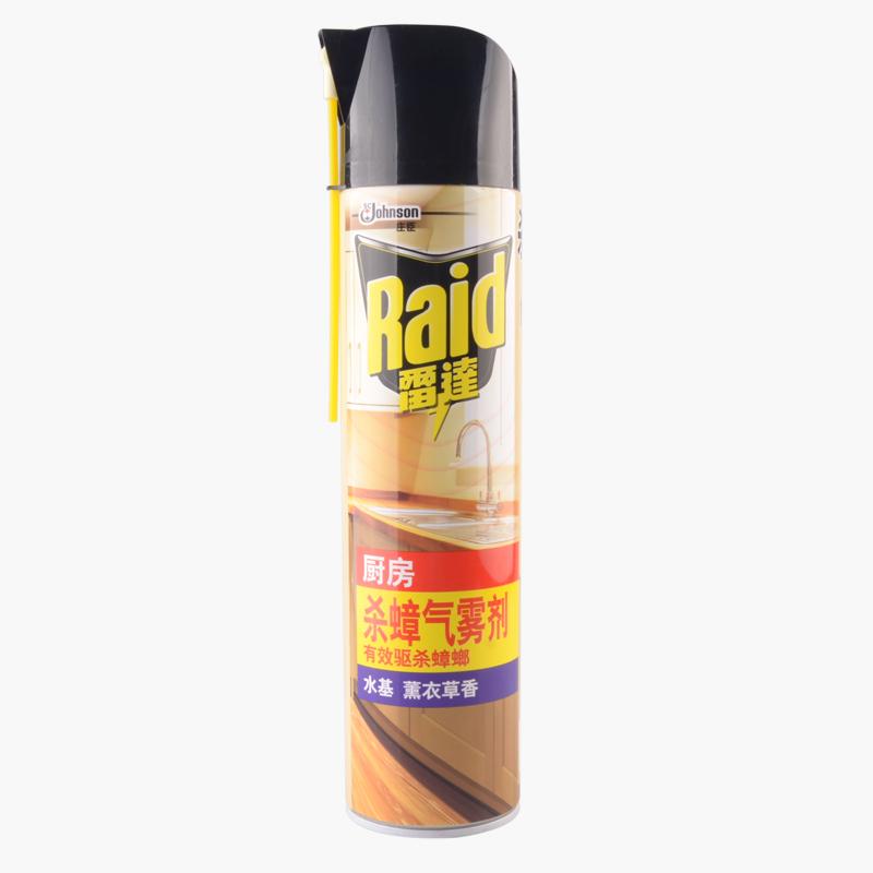 Raid, Roach Killer (Lavender) 600ml