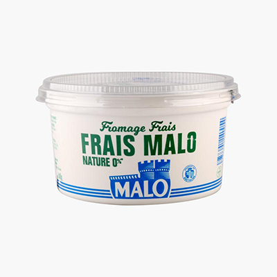 Malo 0% Fat Fresh Cheese 500g