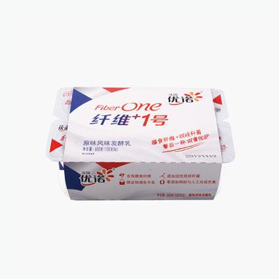 Yoplait Fiber One Original Yogurt x6 100g