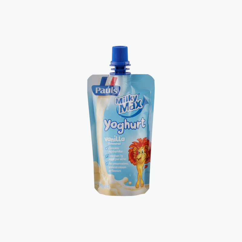 Pauls Vanilla Yogurt 70g