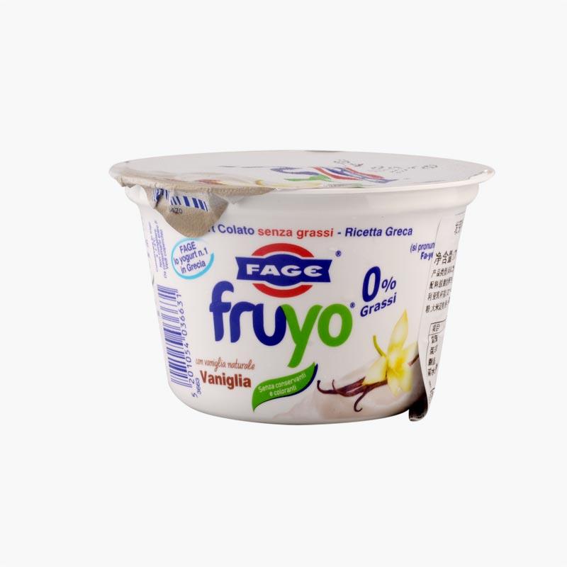 Fage 0% Fat Vanilla Yogurt 170g