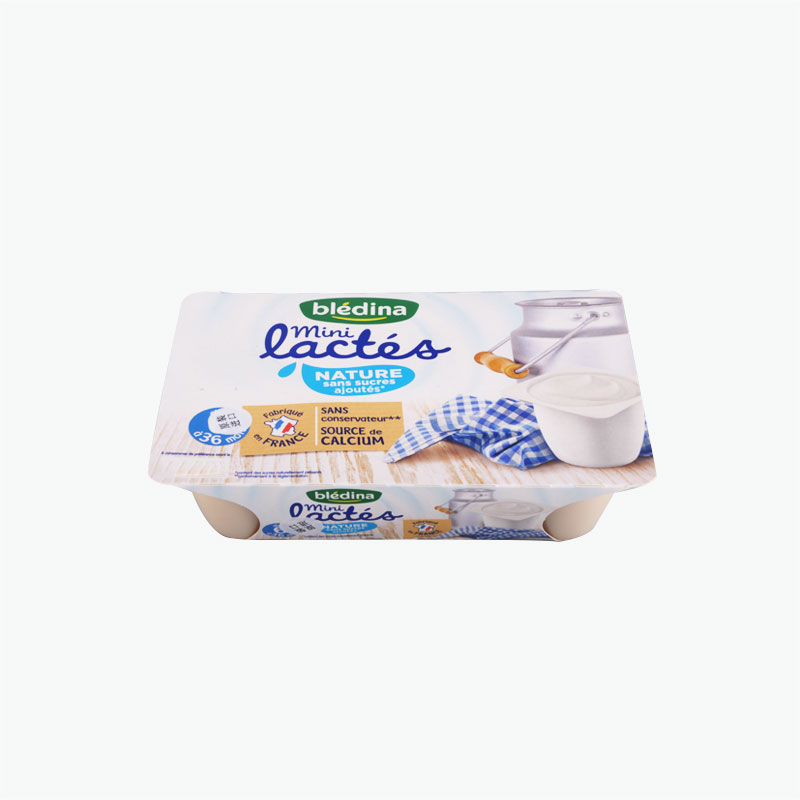 Bledina  Sugar Free Yogurt  x6 55g