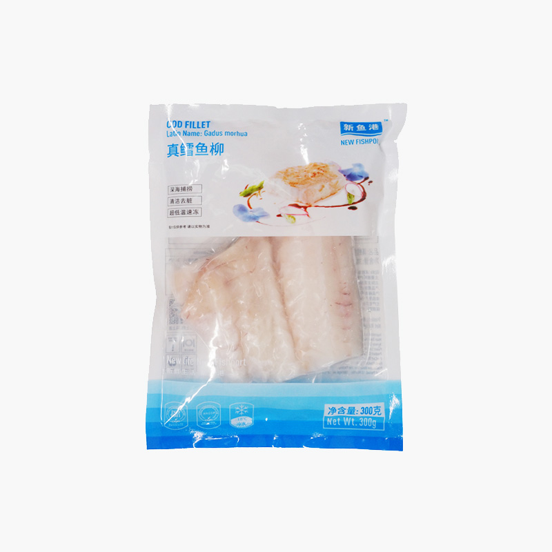New Fishport Cod Fillet 300g