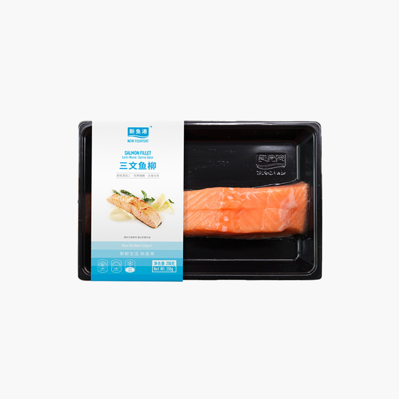 New Fishport Salmon Fillet 250g