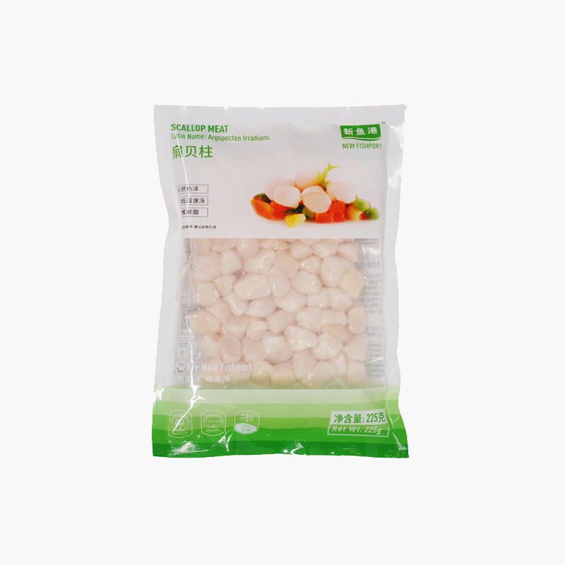 New Fishport Scallop Meat 225g