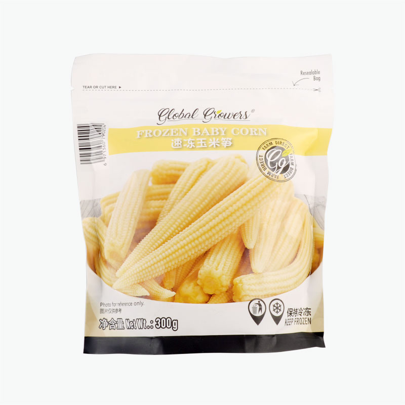 Global Growers Baby Corn 300g
