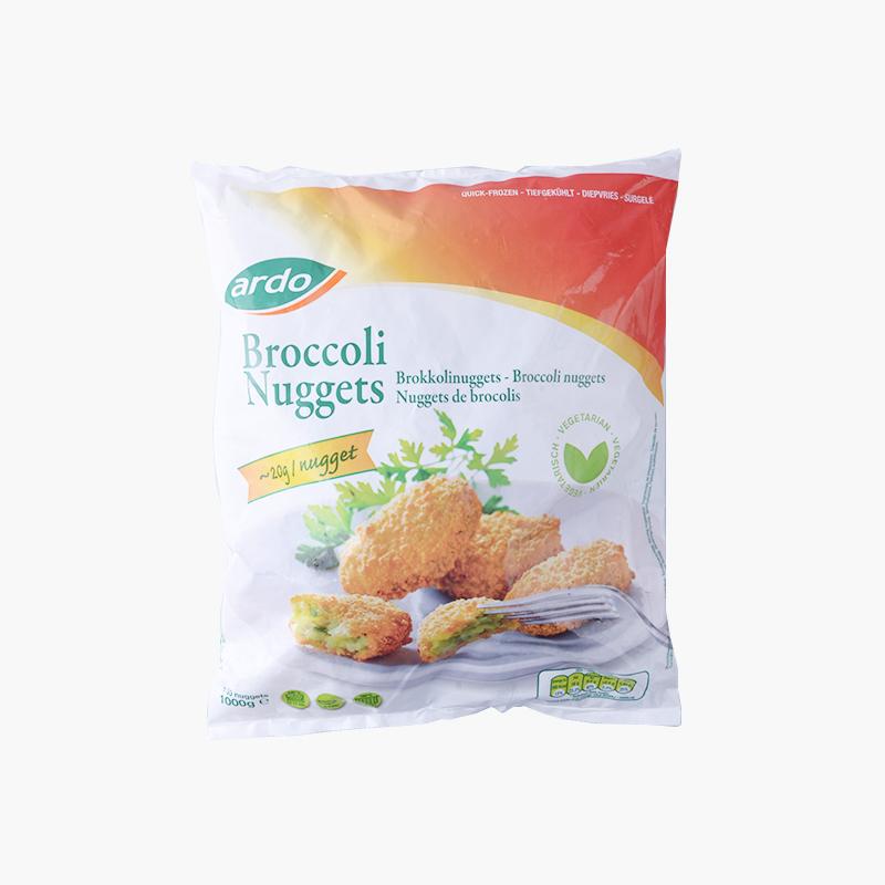 Ardo, Broccoli Nuggets  1kg