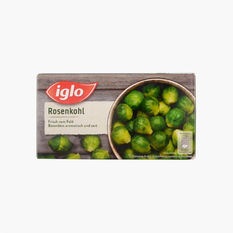 Iglo Brussel Sprouts 400g