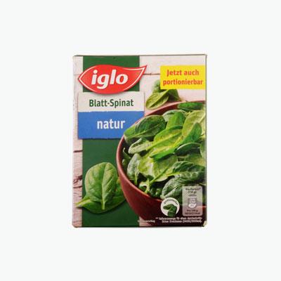 Iglo Spinach 500g