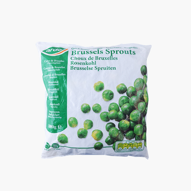 Ardo, Brussels Sprouts 1kg