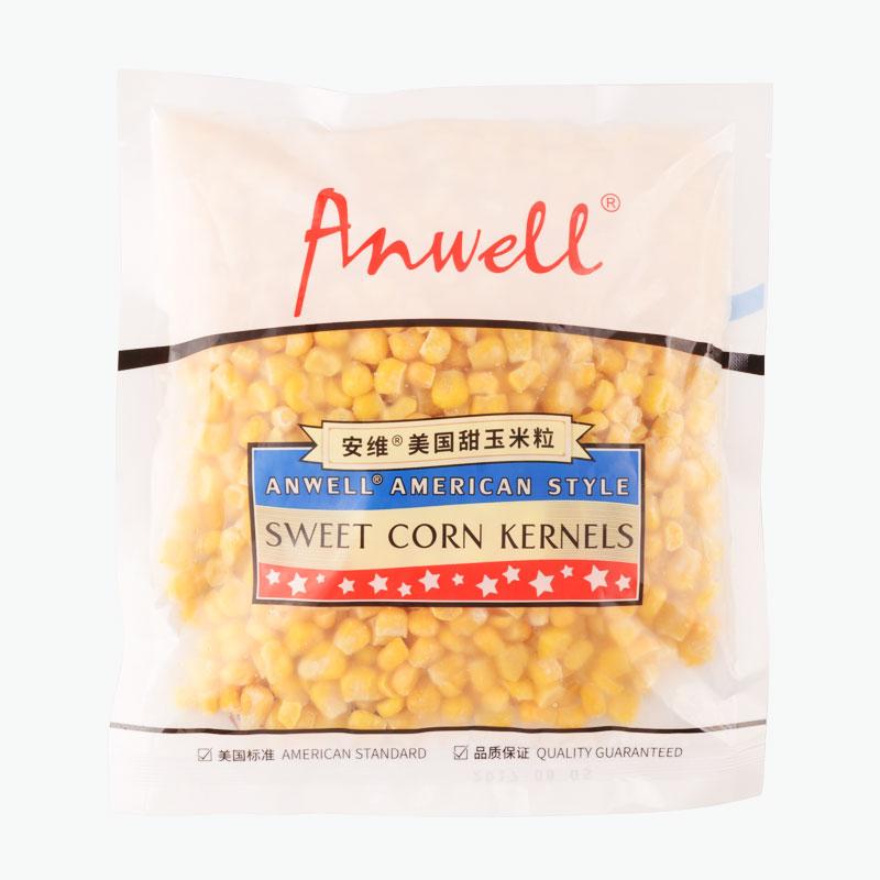 Anwell, Sweet Corn Kernels 300g