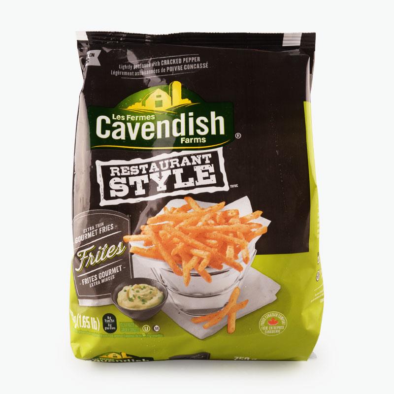 Cavendish Farms, 'Restaurant Style' Gourmet Fries 750g