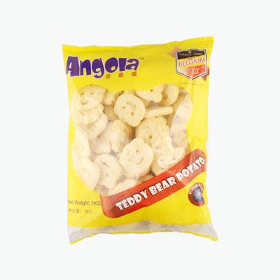 Angola Little Bear Hash Browns 1kg