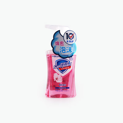 Safeguard Cherry Blossoms Hand Wash 225ml