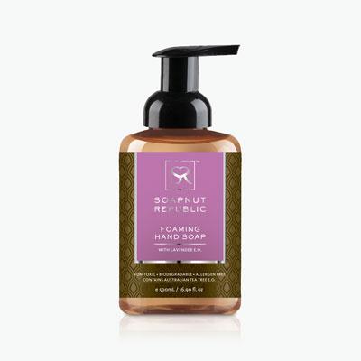 Soapnut Republic, Foaming Hand Soap (Lavender) 500ml