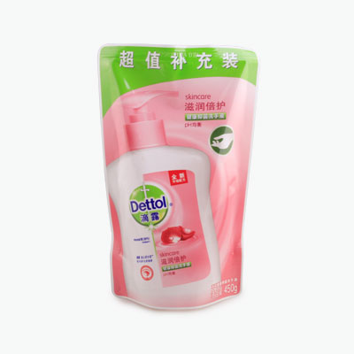 Dettol, Liquid Hand Soap Refill (Skincare) 450ml