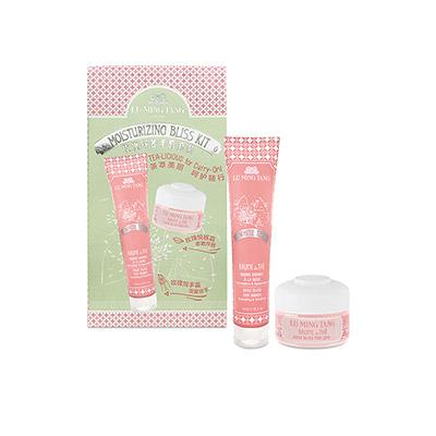 LuMingTang Rose Bliss Hand and Lip Kit 40ml+15ml