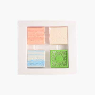 Pinkhealth Orange Soap Gift Box x3 80g
