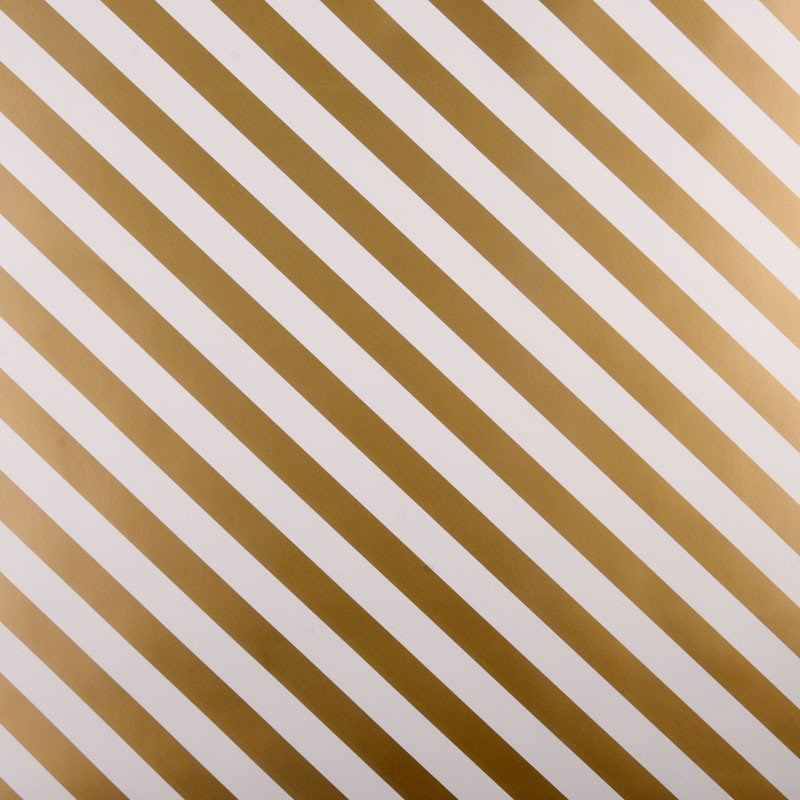Hallmark Gift Wrapping Paper (Gold Bar) 49*70 (6XWR5513)