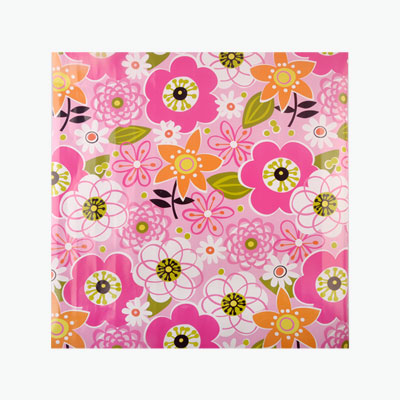 Hallmark Flower Gift Wrapper 530mmx685mm