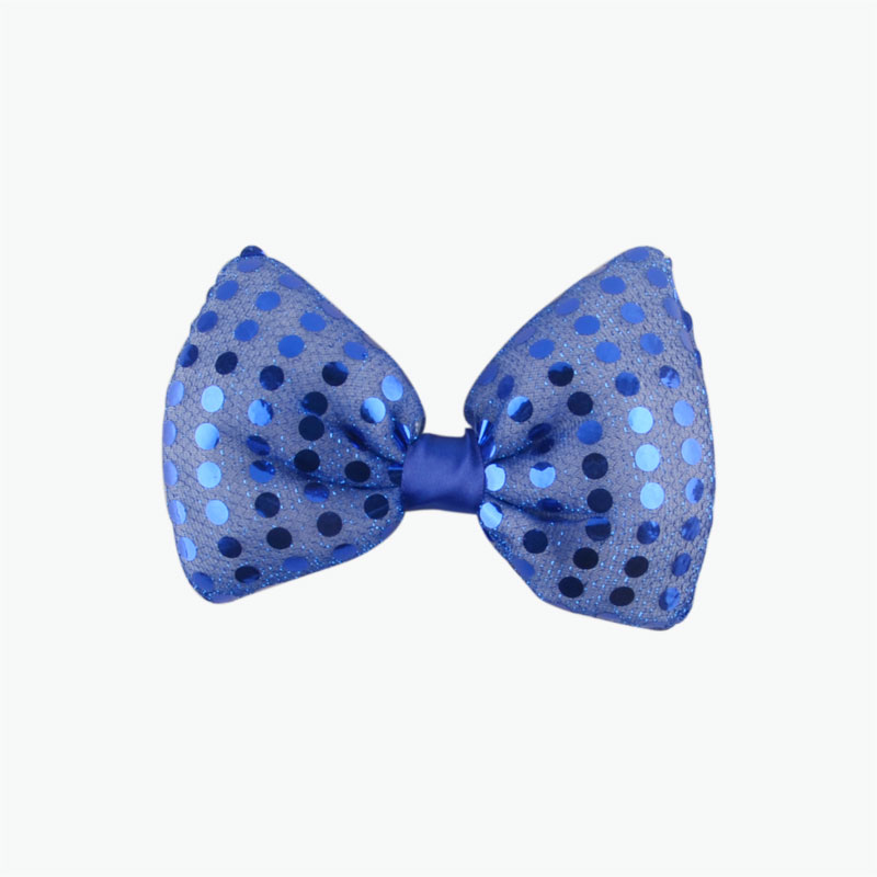 LED Bowtie (Blue) 1pcs