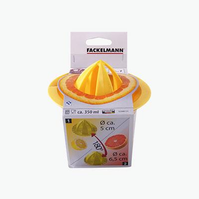 Fackelmann, Double sided Fruit Juicer (2 Sizes) x1