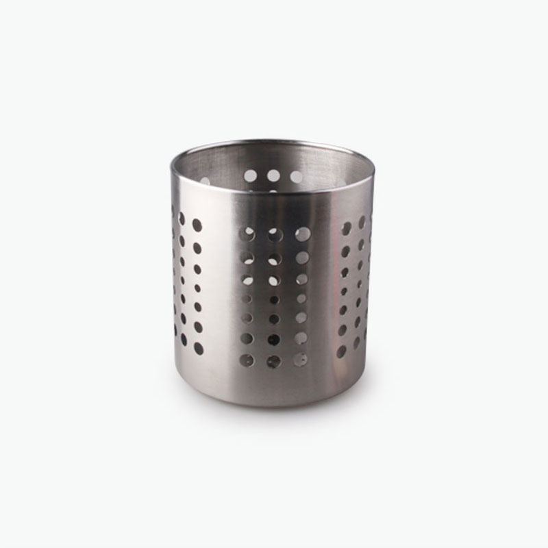 Fackelmann, Stainless Steel Utensil Holder x1