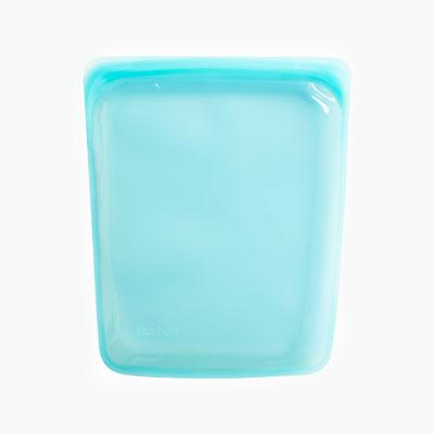 Stasher Extra Large Aqua Silicone Bag