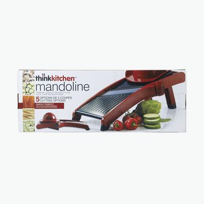 think kitchen mandoline slicer - Think Kitchen
