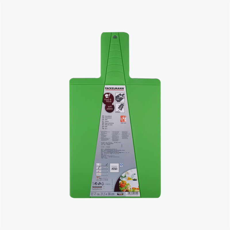 FACKELMANN Foldable Plastic Cutting Board