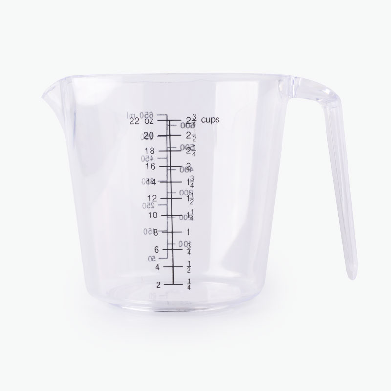 Fackelmann, Measuring Cup 650ml x1