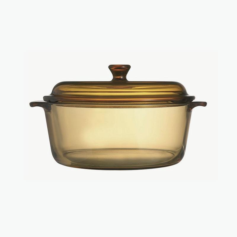 Luminarc, 'Vitroflam' Tempered Glass Casserole Dish 2L
