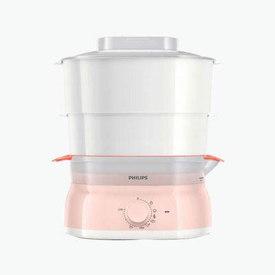 Philips Pink Steamer