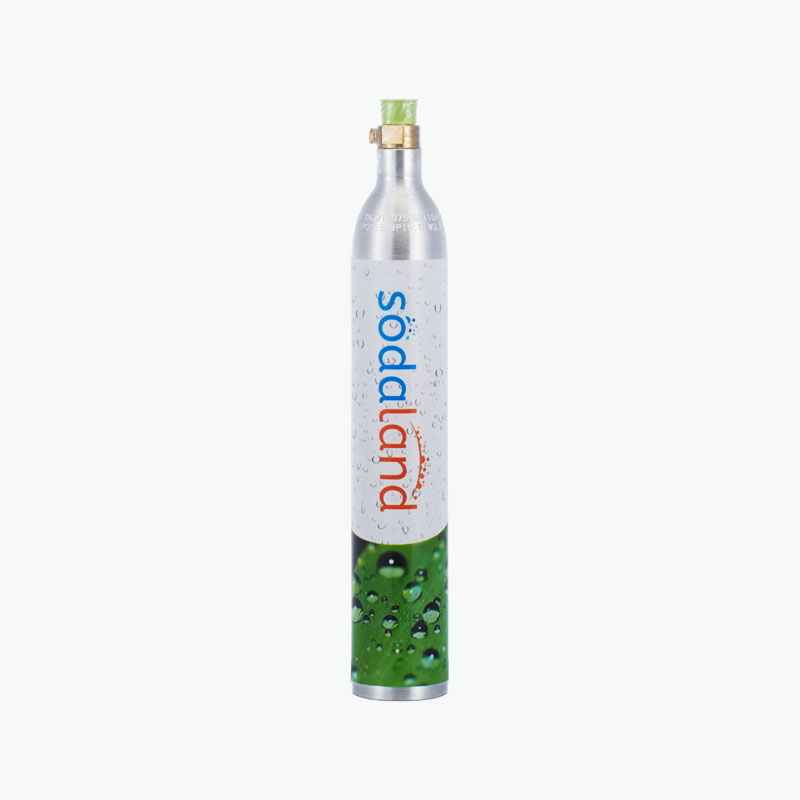 Sodaland Food, CO2 Cylinder x1
