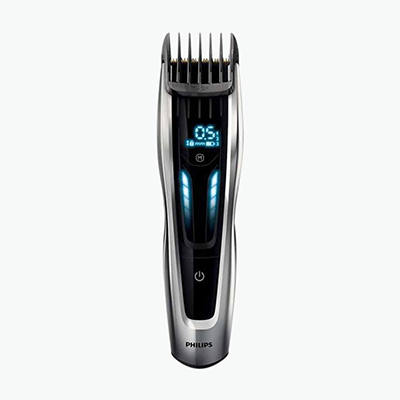 Phillips Men Hair Clipper with Container HC9450/15
