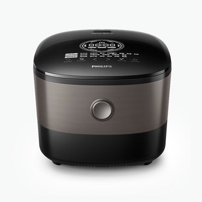 Philips Smart Touch Screen Rice Cooker HD4561/00