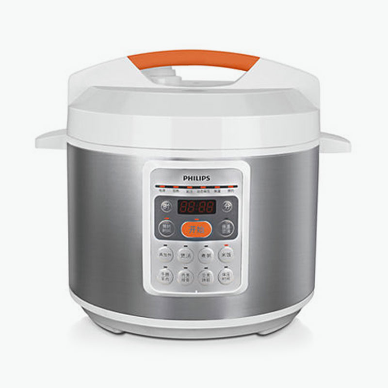 Philips, Computerized Electric Pressure Cooker HD2132/03 (5L)