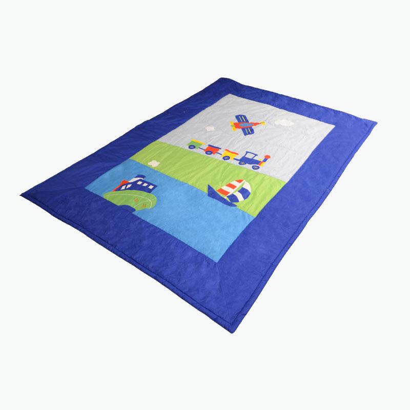 Servimex, Kid's Quilt (Blue) 150x200cm